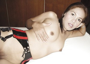 Slender Asian milf Sting can do whatever you want with her cunt
