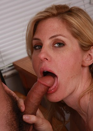 Amiable mature woman Kate Kastle is boarded by throbbing stick