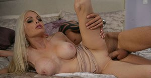 Tempting deranged hooker has sex with thick and very hard pecker