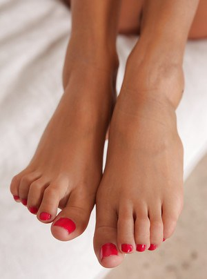 New feet fetish tgp