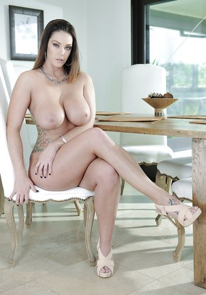 Extemely hot pornstar Alison Tyler with incredibly delicious big forms