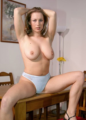 Sexy amateur slut Pavla likes revealing her big tits to her fans
