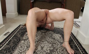Fatty milf bitch Lindsay Jackson undressing in her bosses office