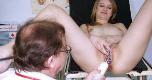Big tits chick Brody Beart is being checked at her local doctor