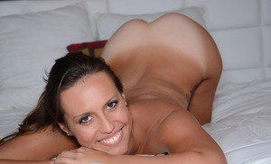 Kelsi Monroe dreaming of a big cock and masturbating all the time
