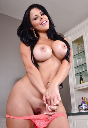 NAsty big ass bitch Latina Diamond spreading her butt and pussy