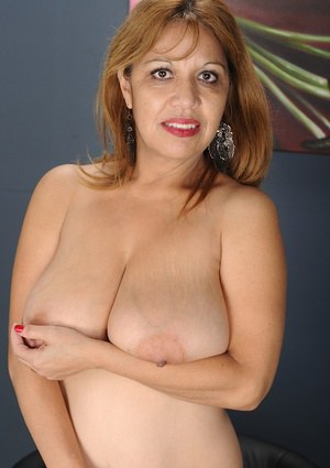 Marissa Vazquez will gladly reveal her big boobs and her shaved cunt