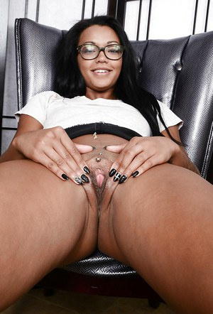 Harley Dean spreads her legs specially for your pleasure here