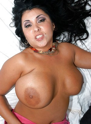 Latina cowgirl with big tits Jaylene Rio has her pussy fucked in a groupsex