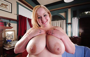Huge tit bitch is a very beautiful farry with a stunning name - Star