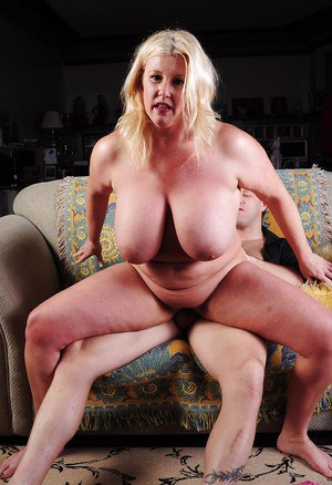 Mature cowgirl Zoey shows off her fatty body and gets fucked hard