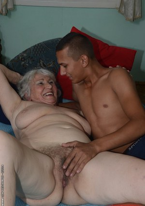 grandmother hairy