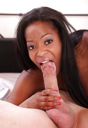 Ass fucking action from a big tits Ebony pornstar Monique Symone