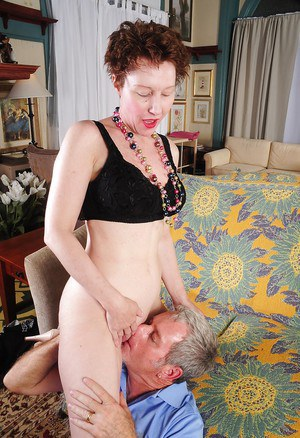 Fatty granny Dalny is demonstrating her amazing fuckable body