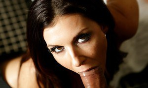 Milf pornstar India Summer is licking this tasty juicy prick!