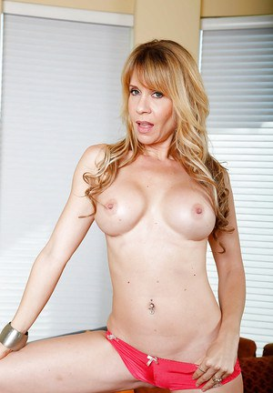 Babe Desi, a mom exposing her big tits while undressing her lingerie