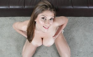 Mesmerizing beauty Dillion Carter is asking for a hard pussy pounding