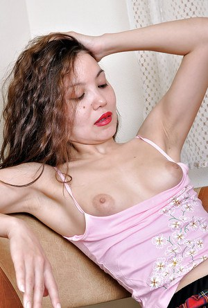 The hairy Latina pussy on Tayga looks good enough to lick and eat