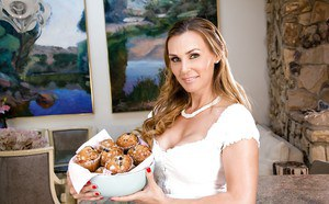 Desirable moms like Tanya Tate can attract hard boners of all ages