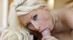 Seductive milf uses every part of her fuckable body in a hardcore bang