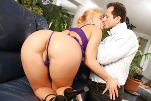 You'll be amazed how much fisting Euro babe Britney Angel can take