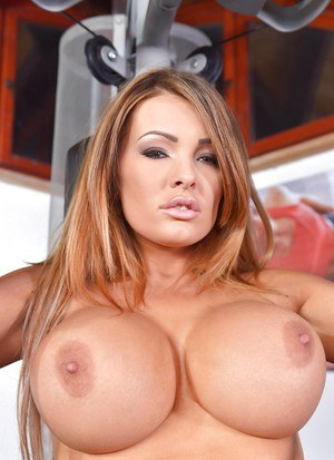 Buxom babe Charley Atwell sporting nice under boobage and long socks look