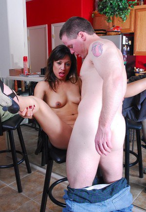 Petite cougar Sophie getting drunk and fucking a younger man's cock