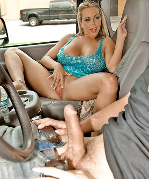 Big boobed milf charlee chase stuffs her muff with a dildo 4