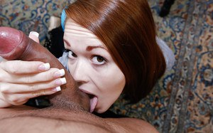 Teen slut Kimberly Brix taking hardcore Gonzo styled shaved cunt banging