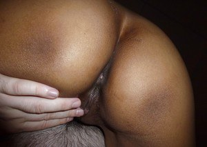 Tiny Thai barmaid Pan having tight bush fingered and penetrated