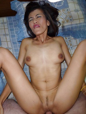 Thai prostitute Adt sporting anal gape after fucking Farang Gonzo style