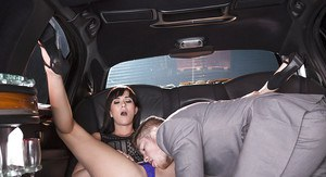fuck milf in the back seat