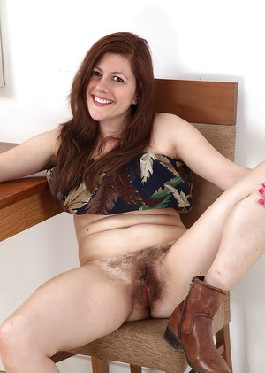 Sensual scenes if nudity and masturbation along hairy milf, Lacey