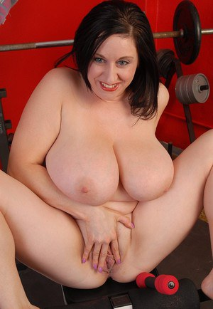 Premium mature XXX porn scenes with fatty Kitty, brunette with amazing forms
