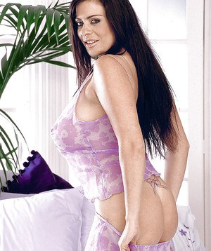 Linsey Dawn McKenzie amazing scenes with her posing naked and hot