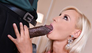Top interracial sex scenes in POV with blonde angel Helena Valentine
