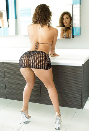 SExy Abella Danger amazes with her special pussy and ass