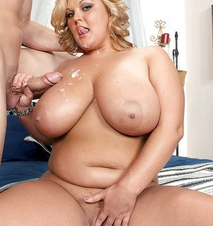Extreme XXX hardcore along MILF with huge boobs Anna Kay