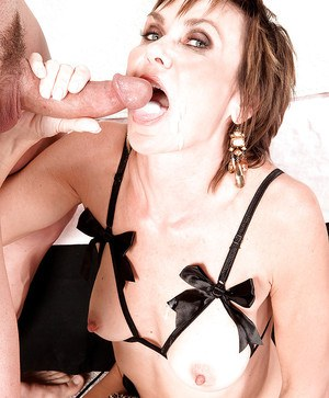 Superb nude porn with hardcore pussy penetration in the ass for mom Tia Cyrus
