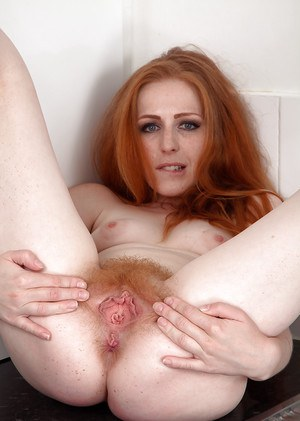 Tia Jones likes to touch and finger fuck her hairy amateur pussy and ass