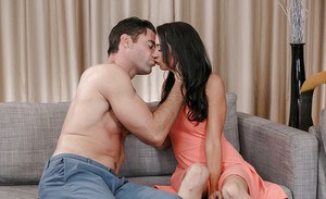 Colette Adams gets working with her sister's boyfriend in special XXX