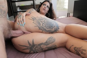 Thick Spanish chick Raquel Adan doing it hard in numerous sex positions