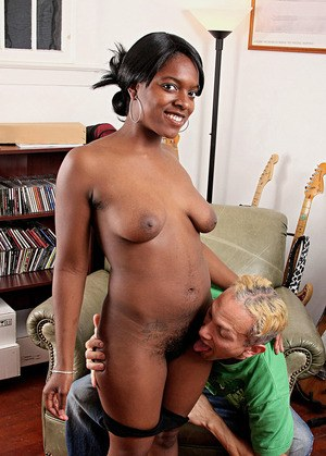 Black amateur Jordan Lover welcomes a big cock into her hairy snatch