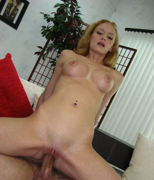 Big tits angel Leah Wilde deepthroats a pecker and gets drilled from behind