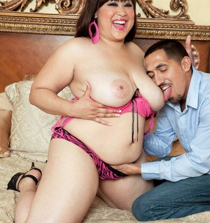 Asian fatty Twilight Starr please Latino gigolo with big boobs and horny pussy