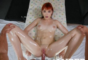 Anny Aurora throats cock in heavy modes before trying severe anal sex