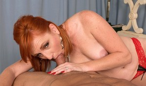 Wife in heats Sasha Brand severe sex with black man in hardcore modes