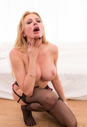 MILF pornstar Briana Banks goes ass to mouth after an extreme anal fuck